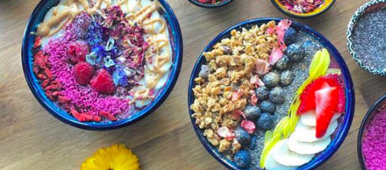 How to make a traditional Acai Bowl – Boho style